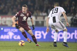 """Torino, Belotti recrimina: """"Su di me rigore netto, le immagi"""
