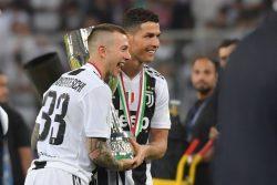 La Juventus vince la Supercoppa: tutte le FOTO della festa d