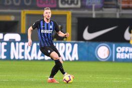 """Inter, Skriniar avverte: """"La Juventus non è solo Cristiano R"""