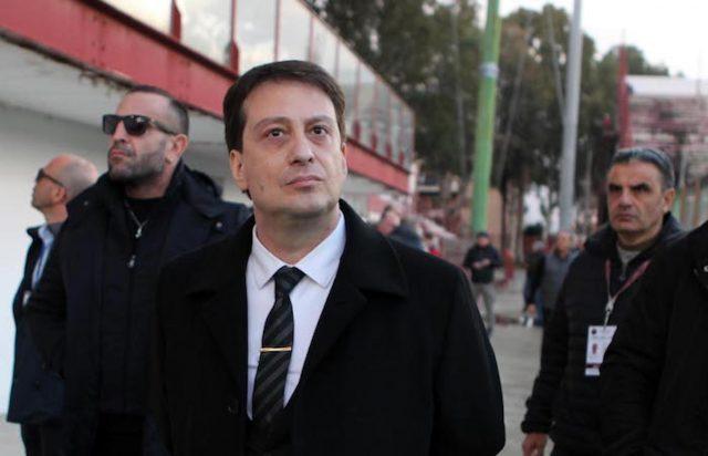 presidente Reggina