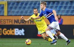 Sampdoria, l'agente di Andersen allo scoperto sul futuro