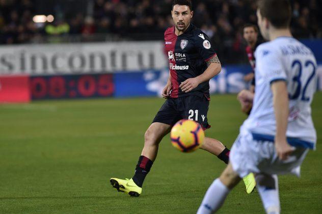 Cagliari Empoli pagelle