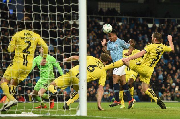 Manchester City 9-0