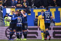 Mamma mia che Zapata, spettacolo Atalanta contro il Frosinone: la squadra di Gasperini è da Champions [FOTO]