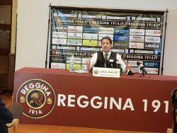 """Reggina, si presenta Luca Gallo: """" trattativa chiusa in poch"""