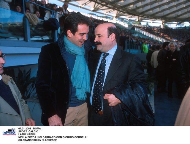 arrestato ex presidente Napoli