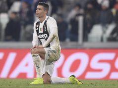 Cristiano Ronaldo colpisce donna