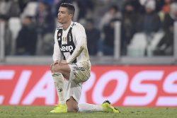Donna colpita con una pallonata da Cristiano Ronaldo: pubbli