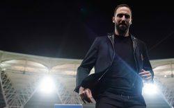 Juve Milan, il gesto di Higuain al termine della partita