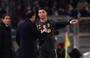lite Ronaldo Allegri