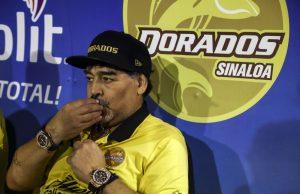 Maradona contro Trump