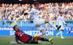Il Milan si riprende il quarto posto: blitz sul campo del Genoa grazie alle reti di Borini e Suso [FOTO]