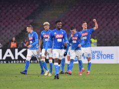 Napoli Lazio 2-1