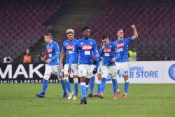 Napoli Lazio show, è uno spot per il calcio italiano: vince