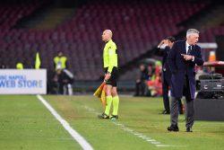 """Napoli Lazio, Ancelotti esalta Fabian Ruiz: """"è un grande cen"""