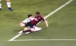 Juventus, ci risiamo: clamoroso rigore non fischiato al Mila