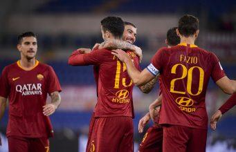 Roma Entella 4-0