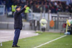 Roma-Porto |  la carica di Pellegrini |  Di Francesco e De Rossi