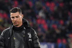 Guai per Cristiano Ronaldo, può saltare la gara contro il Ch