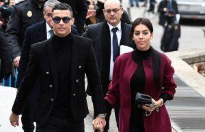 matrimonio Ronaldo