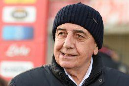 """Monza a Firenze in Coppa Italia, Galliani: """"Il nostro obiettivo? Tornare qui fra 24 mesi in campionato"""""""
