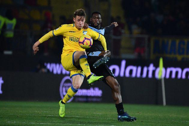 Frosinone Lazio pagelle