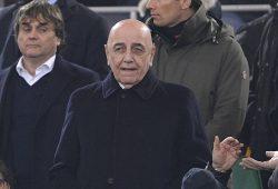 """Conferenza Totti, Galliani: """"Lo abbiamo cercato più volte ma era troppo legato alla Roma"""""""