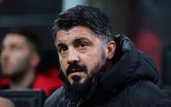 """Milan Empoli, Gattuso: """"sbagliato l'approccio nel primo temp"""