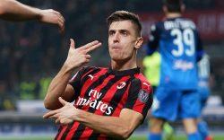 Il Milan cala il tris ed ottiene la terza vittoria consecuti
