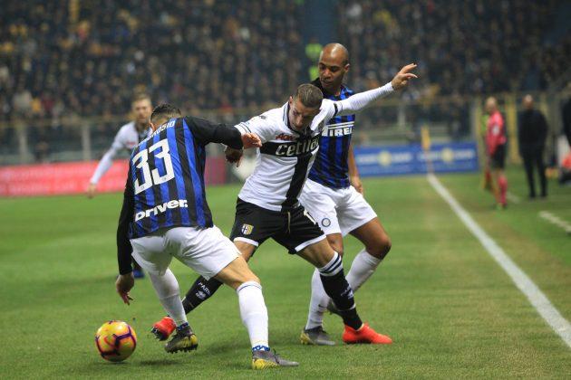 Parma Inter pagelle