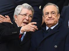 dimissioni Florentino Perez