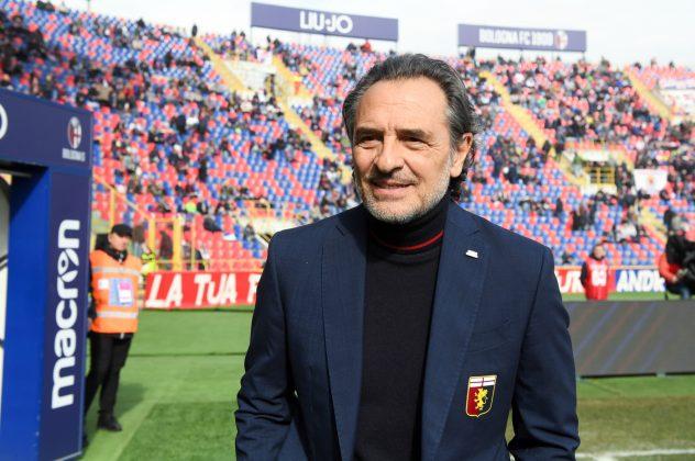 Genoa-Lazio formazioni