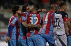 Catania, gli uomini a disposizione per il match contro la Pa