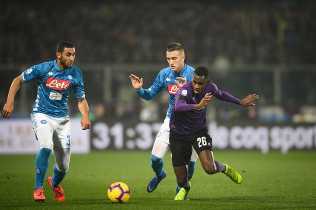 Fiorentina Napoli pagelle