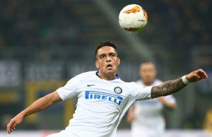 Eintracht-Inter formazioni