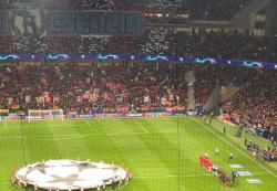Atletico Juve, spettacolo mozzafiato al Wanda Metropolitano