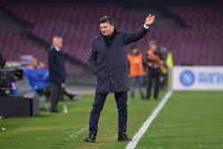 """Napoli Torino, Mazzarri: """"impressionato dalla squadra di Anc"""