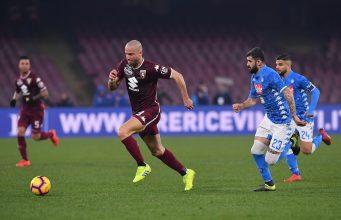 Napoli Torino pagelle