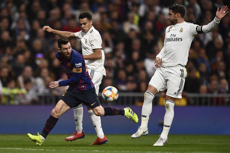 reazione Sergio Ramos
