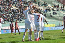 Risultati Serie C, pari nel derby calabrese Vibonese Catanza
