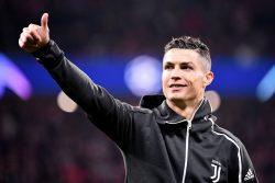Juventus, il gesto clamoroso di Ronaldo ai tifosi dell'Atlet