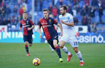 Genoa-Lazio pagelle