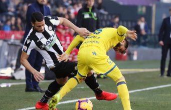 Udinese Chievo pagelle