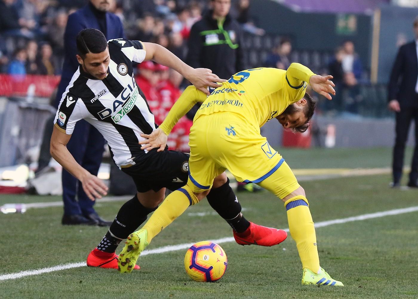 Mandragora (Udinese) (LaPresse/Andrea Bressanutti)