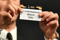 Sorteggio Europa League |  ecco tutti gli accoppiamenti |  Francoforte-Inter e