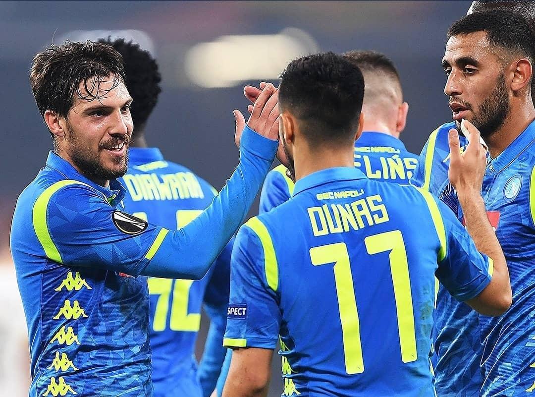 Salisburgo Napoli Hd: Europa League, Napoli-Salisburgo: Ecco Dove Vederla In TV