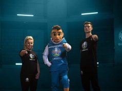 Skillzy mascotte Euro 2020