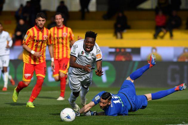risultato Benevento Spezia