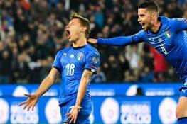 Calciomercato Inter    Barella è arrivato a Milano