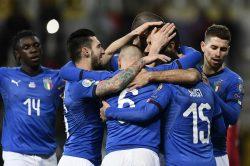 E' un'Italia straripante, sei reti al Liechtenstein: torna a
